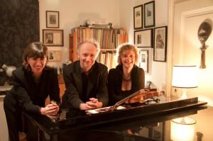 Karin-Schott-Hafner, Thomas Blomenkamp und Dorohtee Wohlgemuth